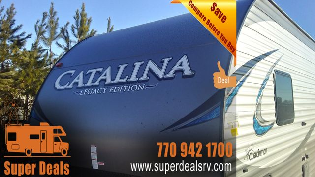 2018 Coachmen Catalina Legacy 313DBDS