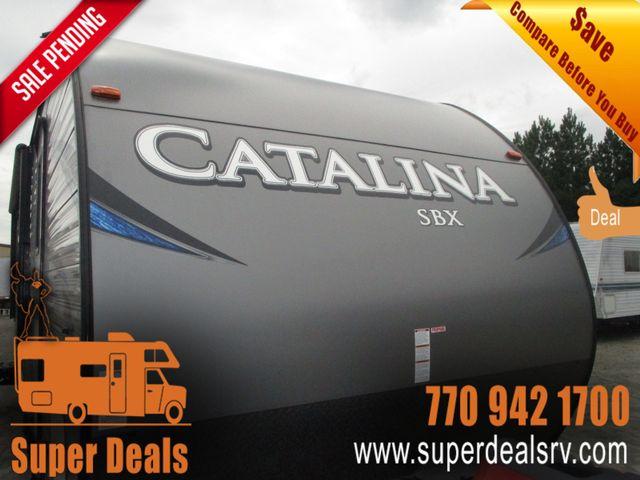 2018 Coachmen Catalina SBX 251RLS