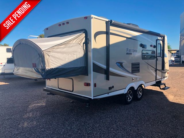 2018 Coachmen Freedom Express 21TQX   in Surprise-Mesa-Phoenix AZ