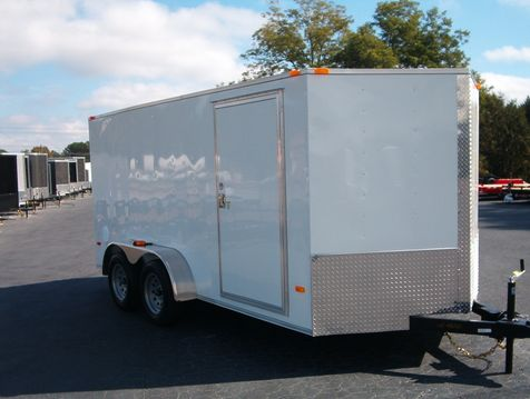 2019 Covered Wagon Enclosed 7x14   in Madison