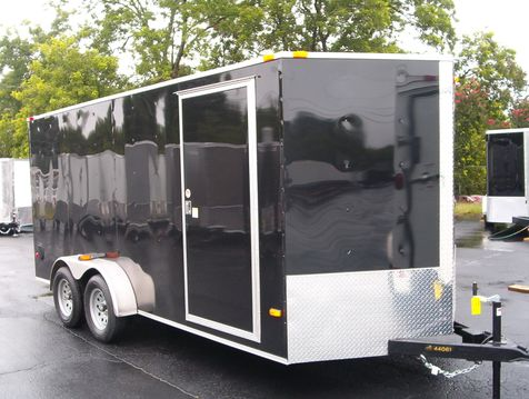 2019 Covered Wagon Enclosed 7x16   in Madison