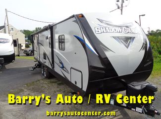 2018 Cruiser Rv Shadow Cruiser 277BHS in Brockport NY, 14420