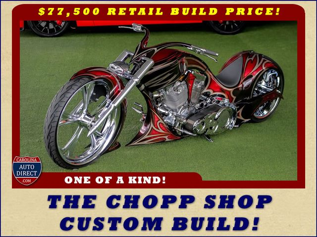2018 The Chopp Shop Custom Build - $77,500 Retail Build Price! Mooresville , NC 0