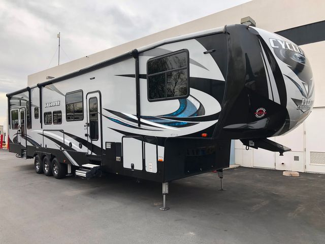 2018 Cyclone 4115   in Surprise-Mesa-Phoenix AZ
