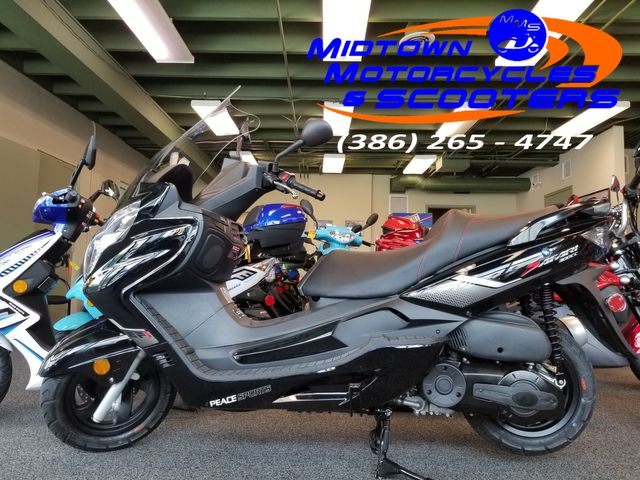 2018 Daix Safari Scooter 300cc