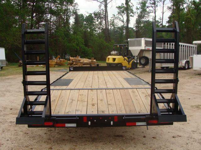 2018 Diamond C 13DEC 20' - Heavy Duty Deck-Over Trailer CONROE, TX 14