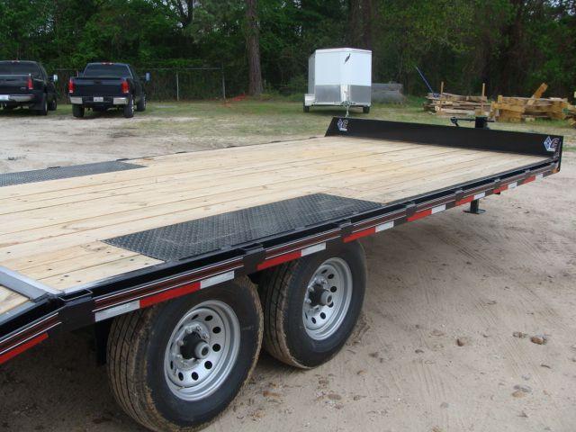 2018 Diamond C 13DEC 20' - Heavy Duty Deck-Over Trailer CONROE, TX 19