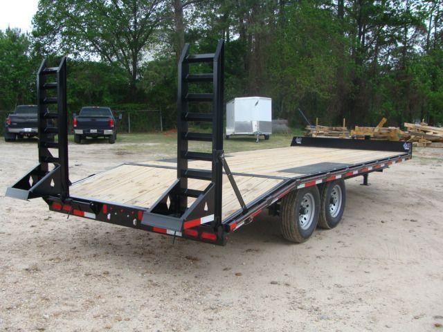 2018 Diamond C 13DEC 20' - Heavy Duty Deck-Over Trailer CONROE, TX 20