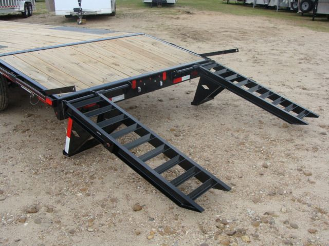 2018 Diamond C 13DEC 20' - Heavy Duty Deck-Over Trailer CONROE, TX 13
