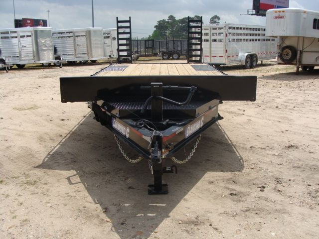 2018 Diamond C 13DEC 20' - Heavy Duty Deck-Over Trailer CONROE, TX 5