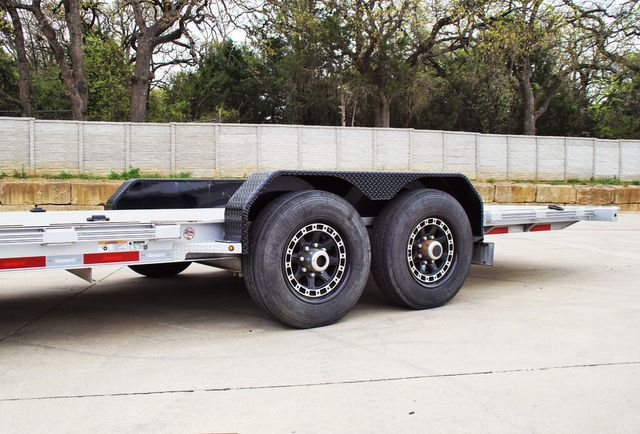 2018 Diamond C 25' HDT Tandem Axle Full Powered Steel Tilt Teck and Winch $10,500 in Keller, TX 76111