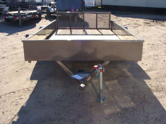 2018 Diamond C 26SSA - 12' Solid-Side Single Axle Utility Trailer CONROE, TX 4