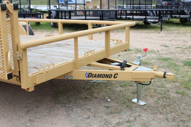 2018 Diamond C 2PSA - 14' ATV ATV PKG CONROE, TX 4