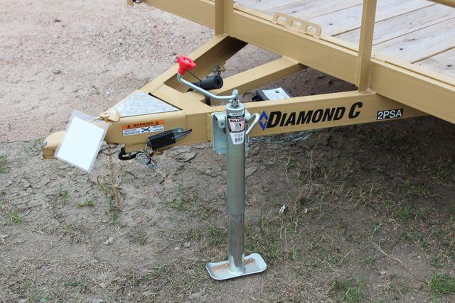 2018 Diamond C 2PSA - 14' ATV ATV PKG CONROE, TX 8