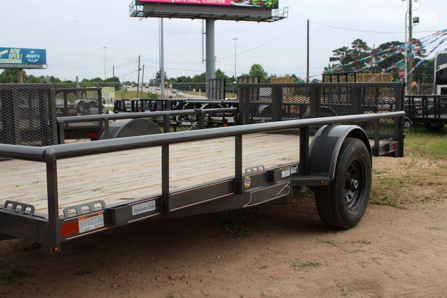 2018 Diamond C 2PSA - 14' ATV All-Around Single Axle Utility Trailer CONROE, TX 8