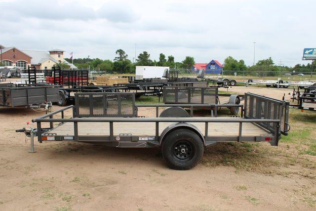 2018 Diamond C 2PSA - 14' ATV All-Around Single Axle Utility Trailer CONROE, TX 10