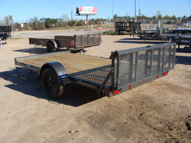 2018 Diamond C 33UVT - 12 Vehicle/Motorcycle Crossover Trailer CONROE, TX 11