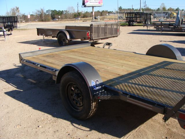 2018 Diamond C 33UVT - 12 Vehicle/Motorcycle Crossover Trailer CONROE, TX 13