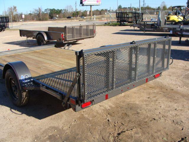 2018 Diamond C 33UVT - 12 Vehicle/Motorcycle Crossover Trailer CONROE, TX 14