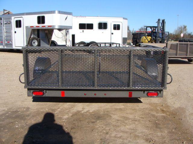 2018 Diamond C 33UVT - 12 Vehicle/Motorcycle Crossover Trailer CONROE, TX 16