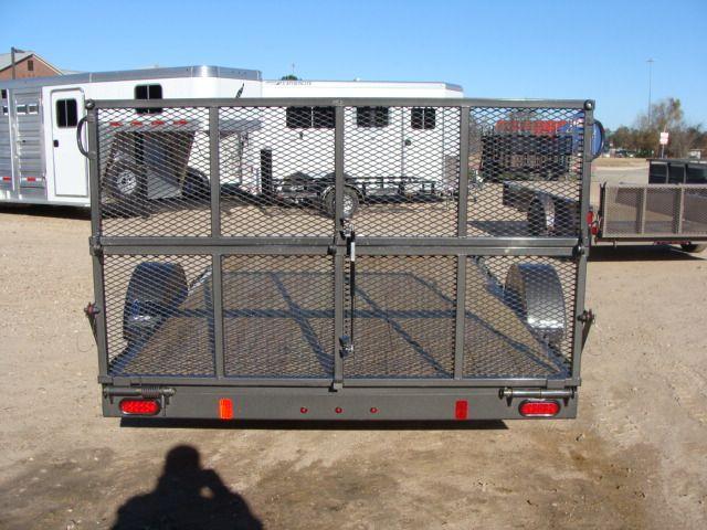 2018 Diamond C 33UVT - 12 Vehicle/Motorcycle Crossover Trailer CONROE, TX 17