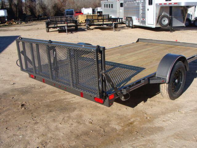 2018 Diamond C 33UVT - 12 Vehicle/Motorcycle Crossover Trailer CONROE, TX 19