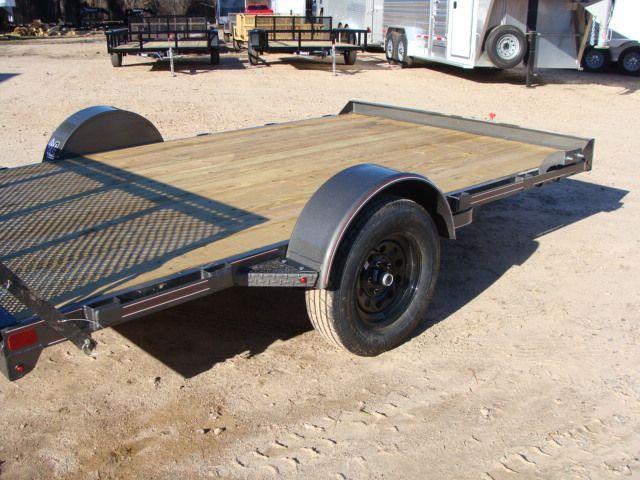 2018 Diamond C 33UVT - 12 Vehicle/Motorcycle Crossover Trailer CONROE, TX 21