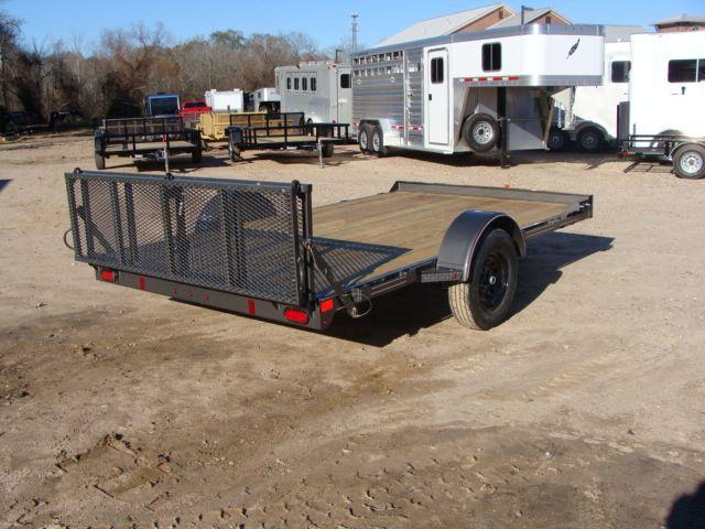 2018 Diamond C 33UVT - 12 Vehicle/Motorcycle Crossover Trailer CONROE, TX 22