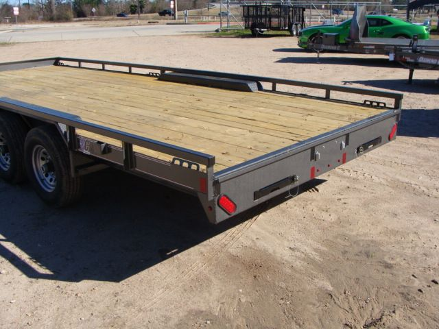 "2018 Diamond C 47MD 20' x 98"" - Mid-Deck Tandem Utility Trailer CONROE, TX 14"