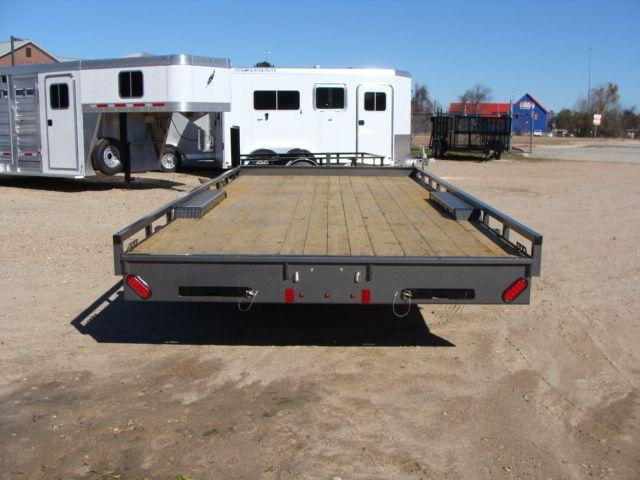 "2018 Diamond C 47MD 20' x 98"" - Mid-Deck Tandem Utility Trailer CONROE, TX 16"