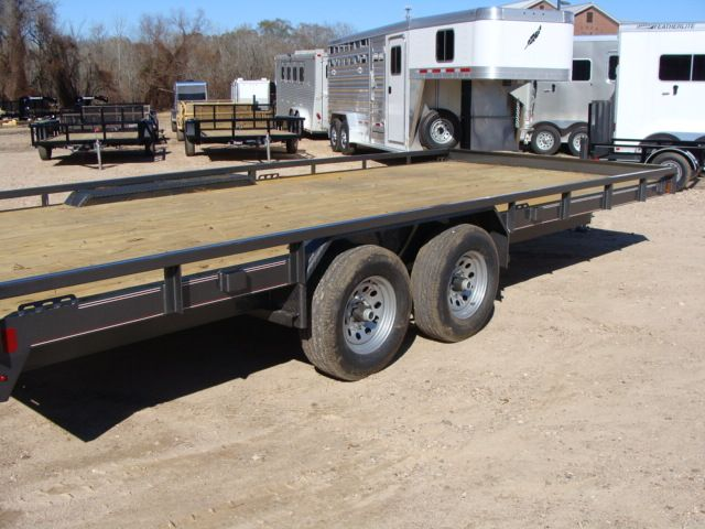 "2018 Diamond C 47MD 20' x 98"" - Mid-Deck Tandem Utility Trailer CONROE, TX 23"