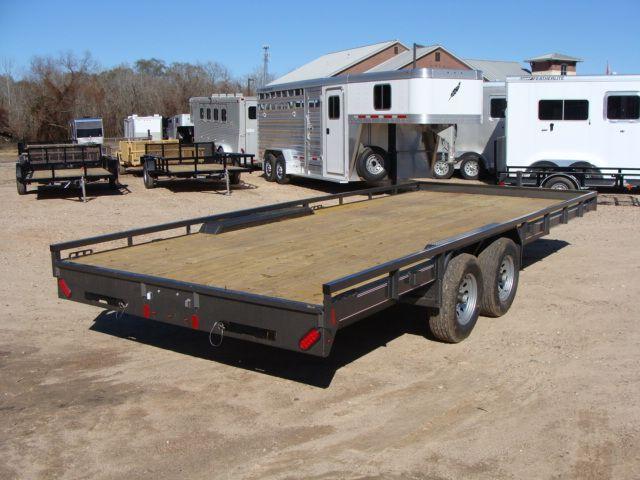 "2018 Diamond C 47MD 20' x 98"" - Mid-Deck Tandem Utility Trailer CONROE, TX 24"