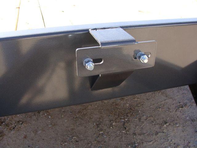 "2018 Diamond C 47MD 20' x 98"" - Mid-Deck Tandem Utility Trailer CONROE, TX 3"