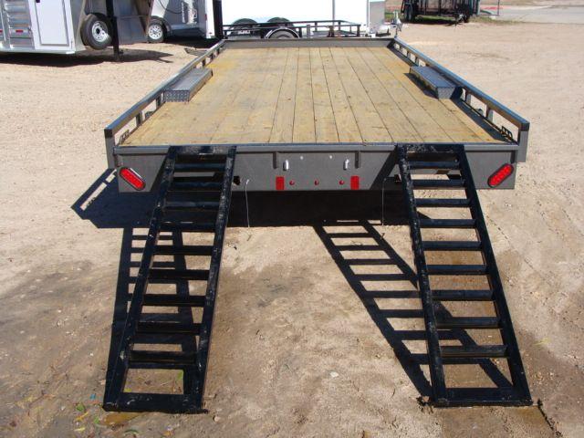 "2018 Diamond C 47MD 20' x 98"" - Mid-Deck Tandem Utility Trailer CONROE, TX 17"