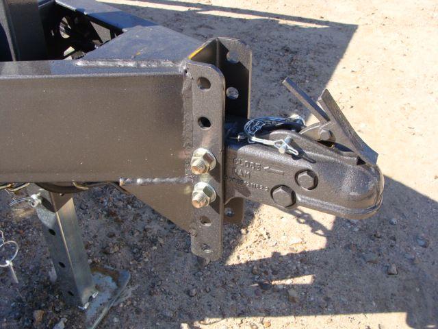 "2018 Diamond C 47MD 20' x 98"" - Mid-Deck Tandem Utility Trailer CONROE, TX 6"