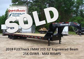 "2018 Diamond C FMAX 212 40' X 102"" CONROE, TX"