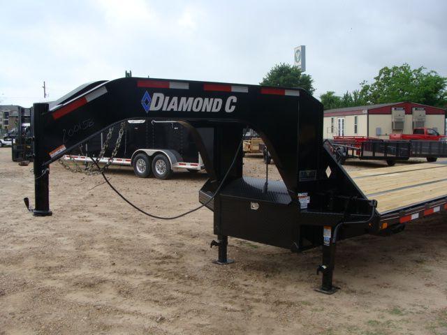 "2018 Diamond C FMAX 212 40' X 102"" CONROE, TX 9"