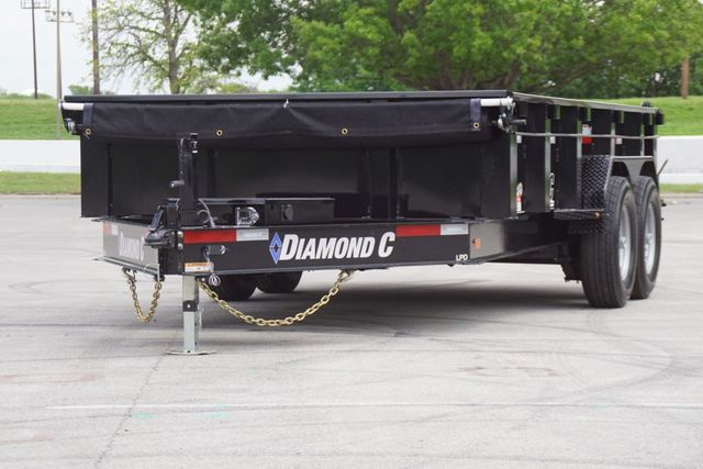 "2020 Diamond C LPD 14'X82"" 24"" Side in Keller, TX 76111"