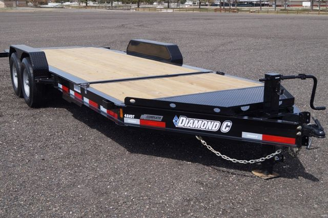 2020 Diamond C HDT 22' Tandem Axle in Keller, TX 76111