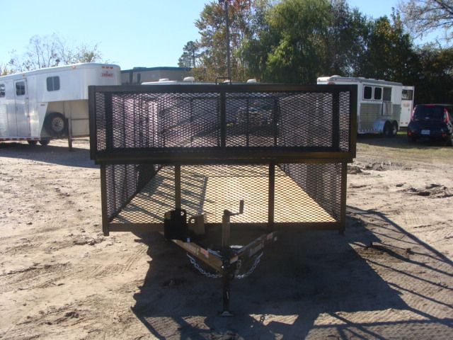 2018 Diamond C Ranger RGL - 16 16' Landscaping Trailer CONROE, TX 4