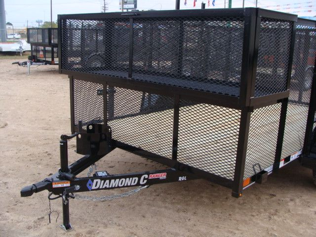 2018 Diamond C RGL - 12' LANDSCAPING CONROE, TX 8