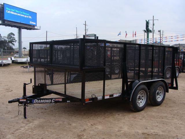 2018 Diamond C RGL - 12' LANDSCAPING CONROE, TX 11