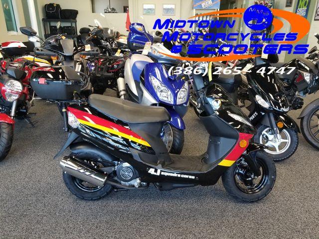 2018 Diax 4J Scooter 49cc
