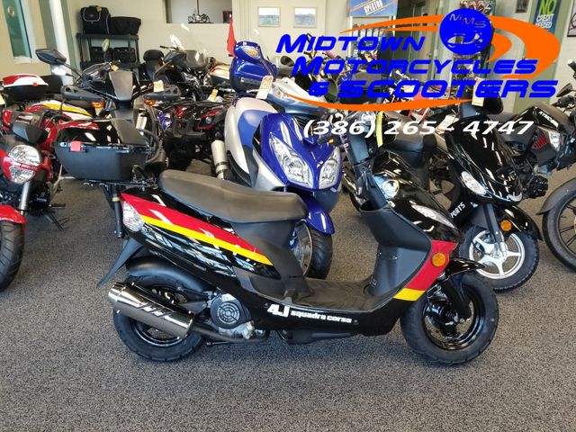 2018 Daix 4J Scooter 49cc