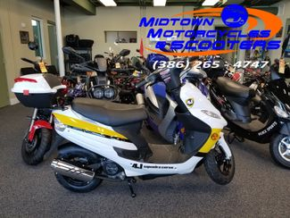 2018 Diax 4J Scooter 50cc in Daytona Beach , FL 32117