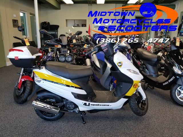 2018 Diax 4J Scooter 50cc