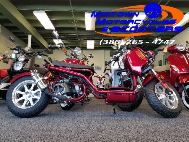 2018 Daix Maddog Scooter 49cc