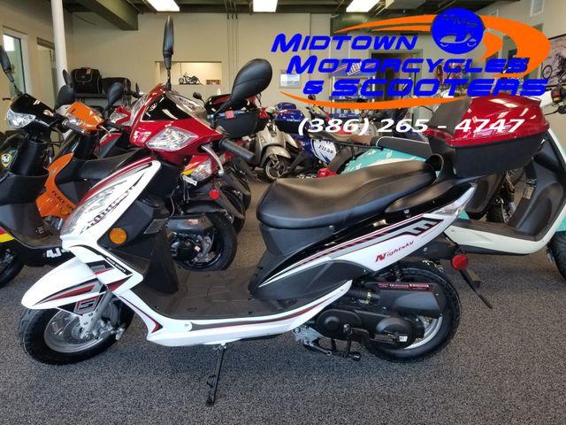 2018 Diax Night Sky Scooter 49cc