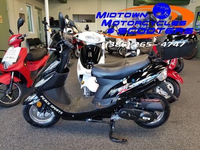 2018 Diax QT6 Scooter 49cc