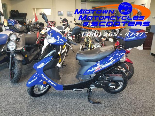 2018 Daix QT6 Scooter 49cc